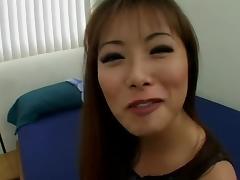 All, Asian, Blowjob, Fucking, Interracial, POV