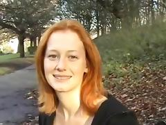 Alana Smith Flashing - British college girl pussy in the park