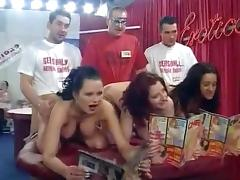 Huge International Fuck Contest tube porn video