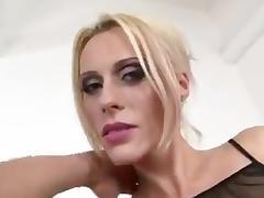 Ass, Anal, Ass, Blonde, Creampie, Interracial