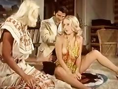 Seka, Ken Yontz, Tina Louise in vintageporn group sex with porn tube video