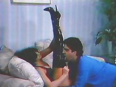 Latex boots fetish vintage time porn tube video