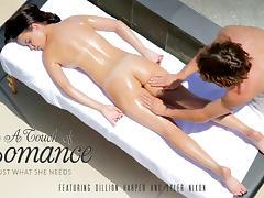 Dillion Harper & Tyler Nixon in A Touch Of Romance Video porn tube video