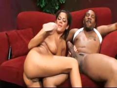 Michelle Avanti Takes A Fat Black Dick