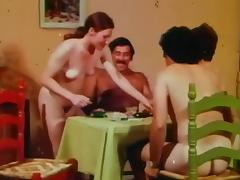 Retro, Classic, Fingering, Lick, Vintage, 1970