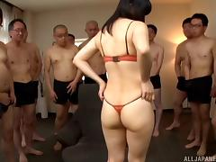 Anno Yumi always loved cocks and this was the best day of her life! porn tube video