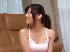 Nozomi decides to get into a hot threesome with her favorite friend porn tube video