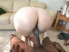 Select sluts with phat bottoms slamming down on some pricks