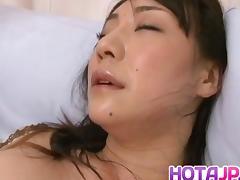 Junko Izawa aroused to orgasms