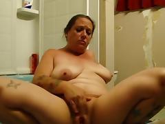 Trailer Trash Mom Masturbation porn tube video