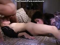 Samantha Fox, Vanessa del Rio, Arcadia Lake in classic xxx porn tube video
