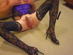 naughtycd cumming over and over again