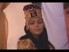 Patricia Araujo in Egyptian coition porn tube video