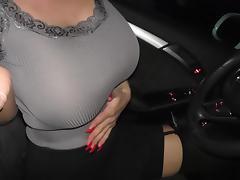 Car, Car, Softcore, Tits