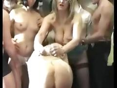 Cougar at the Club part2 porn tube video