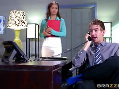 Boss, Blowjob, Boss, Couple, Hardcore, HD