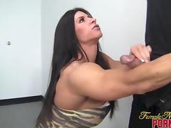 Angela Salvagno is a Naughty Stepmom tube porn video