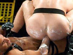 Rick Van Sant & Diablo Fox in Fisting Playground 1, Scene #03 tube porn video