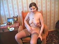 Amateur Funny Fake Cumshot tube porn video