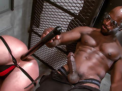 Institutional Encounters featuring Race Cooper, Tommy Rawlins tube porn video