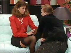 Classic lady having sex