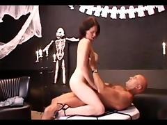hallowen sex party with NOT dad tube porn video