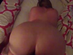 POV BBW Doggy porn tube video