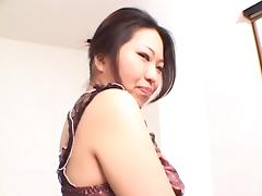Body massage fun with a hairy Asian girl that gets fucked porn tube video