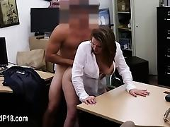 Brunette, Big Tits, Boobs, Brunette, Doggystyle, Fucking