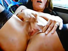 Bus, Amateur, Bus, French, Outdoor, Softcore