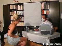Watch these two kinky doctors as they tube porn video