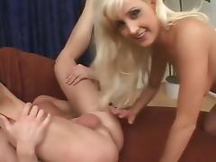 Big Tits, Anal, Assfucking, Big Tits, Blonde, Blowjob