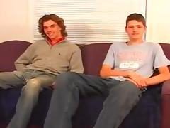 wankers on the couch porn tube video