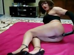Trvsuzan Double Dildo Panatration 26