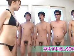 Nazuna Otoi Uncensored Hardcore Video with Gangbang, Dildos/Toys scenes porn tube video
