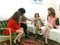4 Lesbian Girls 1 porn tube video