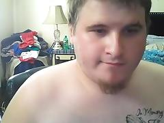 Juicy boy is jerking in the apartment and filming himself on camera porn tube video