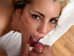 Shana Lane & Kevin 30 Seconds in Rise & Shine Blowjob For Kevin 30 Seconds Video