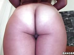 Hot Latina maid Sofia Rivera getting dick slammed
