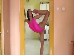 flexible brunette Alexa 2