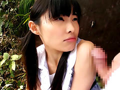 Fabulous Japanese girl in Hottest JAV censored Small Tits, Public video