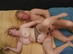 Oma Really Likes Anal tube porn video