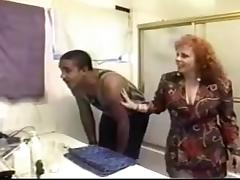 maturee younger black cock. tube porn video