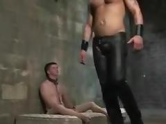 BDSM - The perv and his sk8ter boy. porn tube video