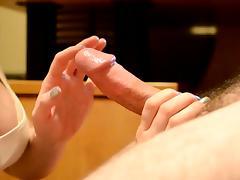 Sexy Slow Cocktease Handjob porn tube video