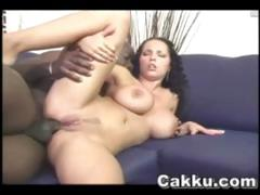 Laura Lion Interracial