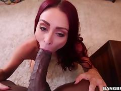 Monique Alexander fucked by Monster Cock