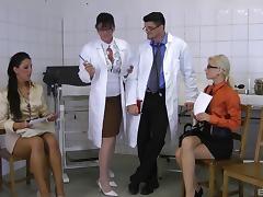Hospital, Babe, Fetish, Glamour, Hardcore, HD