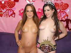 Haley Sweet, Jennifer White in Haley Sweet and Jennifer White Video