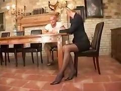 Il regale sa controleuse fiscale (a la Duc Aumale) porn tube video